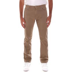 textil Hombre Pantalones Navigare NV53014AD Marrón