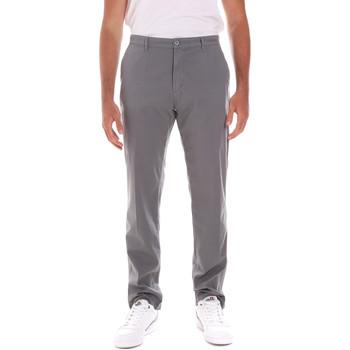 textil Hombre Pantalones Navigare NV55028AD Gris