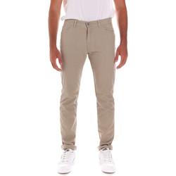 textil Hombre Pantalones Navigare N653011 Beige