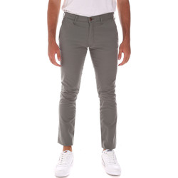 textil Hombre Pantalones Wrangler W18SGJ275 Verde