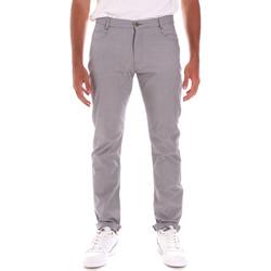 textil Hombre Pantalones Navigare NV53067AD Gris