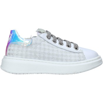 Zapatos Niños Zapatillas bajas Naturino 2014740 10 Blanco