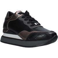 Zapatos Mujer Zapatillas bajas Apepazza F1MIDHIGH07/LEA Negro