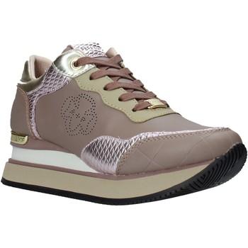 Zapatos Mujer Zapatillas bajas Apepazza F1MIDHIGH07/LEA Marrón