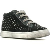 Zapatos Niños Zapatillas altas NeroGiardini A521180F Azul
