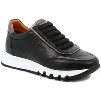 Zapatos Mujer Zapatillas bajas Grunland SC5235 Negro