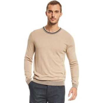 textil Hombre Jerséis Gaudi 121GU53001 Beige