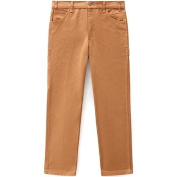 textil Hombre Pantalones chinos Dickies DK0A4XIFBD01 Marrón