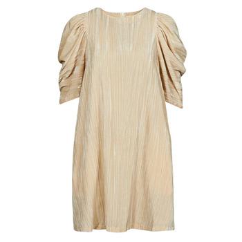 textil Mujer Vestidos cortos Moony Mood  Beige