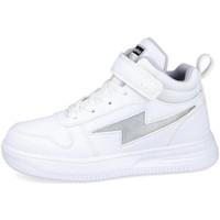 Zapatos Niña Zapatillas altas Conguitos LI1-22401 BLANCO