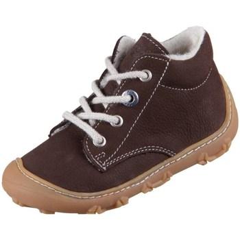 Zapatos Niños Botas de caña baja Ricosta Colin Marrón