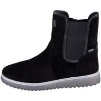 Zapatos Niños Zapatillas altas Superfit Lora Negros
