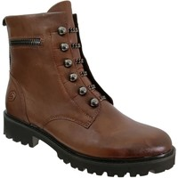 Zapatos Mujer Botines Remonte Dorndorf D8670 Castaño