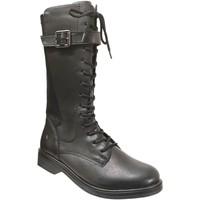 Zapatos Mujer Botines Remonte Dorndorf D8381 Cuero negro