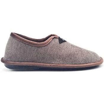 Zapatos Hombre Pantuflas Cosdam 1503 Marrón