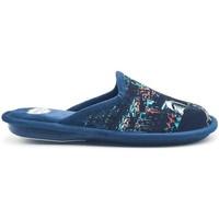 Zapatos Hombre Pantuflas Cosdam 1589 Azul