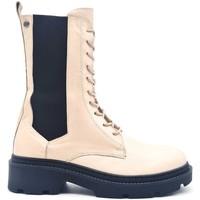 Zapatos Mujer Botas de caña baja Top3 21794 Beige