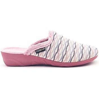 Zapatos Mujer Pantuflas Cosdam 8616 Rosa