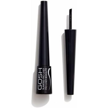 Belleza Mujer Eyeliner Gosh Slanted Pro Liner Eyeliner 001-intense Black