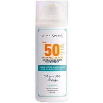 Belleza Protección solar Alma Secret High Protection Crema Facial Spf50