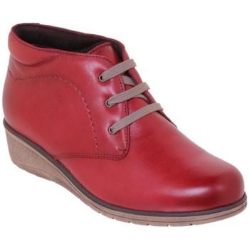 Zapatos Mujer Botas de caña baja Tupie Botines de mujer de piel by Rouge