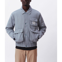 textil Hombre Chaquetas / Americana Obey Coltrane jacket Verde