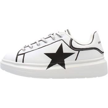 Zapatos Niño Zapatillas bajas Shop Art - Sneaker bianco SAG80314 BIANCO