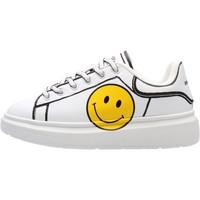 Zapatos Niño Zapatillas bajas Shop Art - Sneaker bianco SAG80313 BIANCO