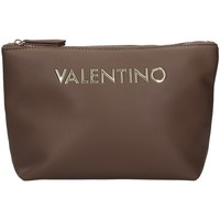 Bolsos Mujer Neceser Valentino Bags VBE5JM513 Beige