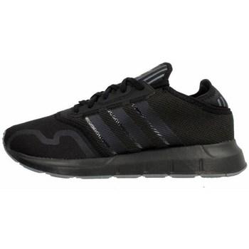 Zapatos Hombre Zapatillas bajas adidas Originals Swift Run X Negros