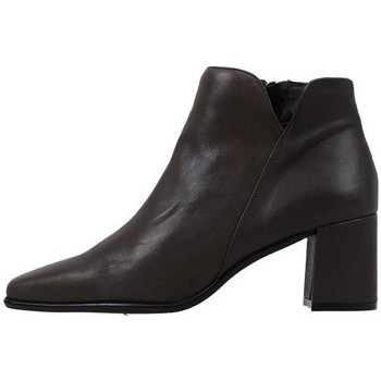 Zapatos Mujer Botines Sandra Fontan  Marrón