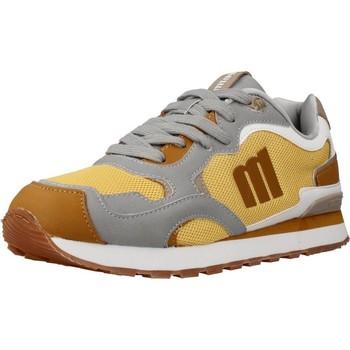 Zapatos Mujer Zapatillas bajas MTNG 60103M Amarillo