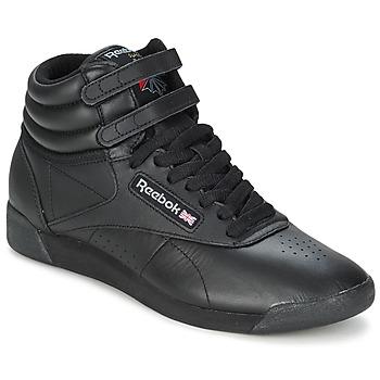 Zapatos Mujer Zapatillas altas Reebok Classic FREESTYLE HI Negro