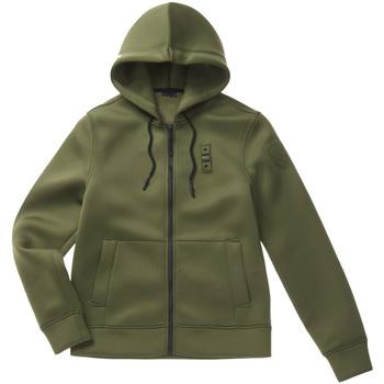 textil Hombre Sudaderas Blauer SUDADERA CAPUCHA  HOMBRE Verde