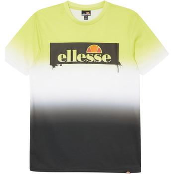textil Hombre Camisetas manga corta Ellesse CAMISETA  HOMBRE Multicolor