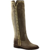 Zapatos Mujer Botas urbanas Divine Follie DIV-I21-DFVR3-CT Beige