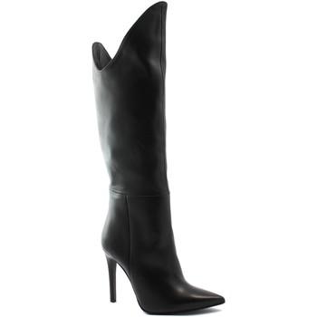 Zapatos Mujer Botas urbanas Divine Follie DIV-I21-FLORIDA-NE Nero