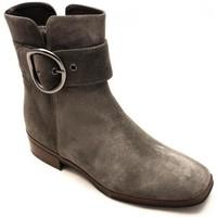 Zapatos Mujer Botines Plumers 5130 Gris