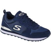 Zapatos Mujer Zapatillas bajas Skechers OG 85 Bleu marine