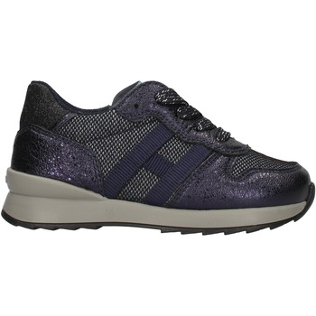 Zapatos Niño Zapatillas bajas Hogan - J484 blu HXT4840CY50QHS9254 BLU