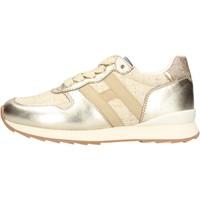Zapatos Niño Zapatillas bajas Hogan - J484 oro/beige HXC4840CY50QB7882Z ORO