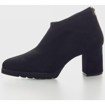 Zapatos Mujer Low boots Kamome L1860 Noir