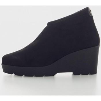 Zapatos Mujer Botines Kamome B1204 Noir