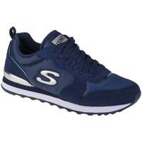 Zapatos Mujer Zapatillas bajas Skechers OG 85 Azul marino