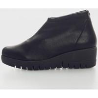 Zapatos Mujer Botines Kamome P1728 Noir
