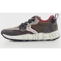 Zapatos Hombre Zapatillas bajas Voile Blanche CLUB01 Gris
