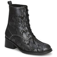 Zapatos Mujer Botines Tiggers ROMA Negro