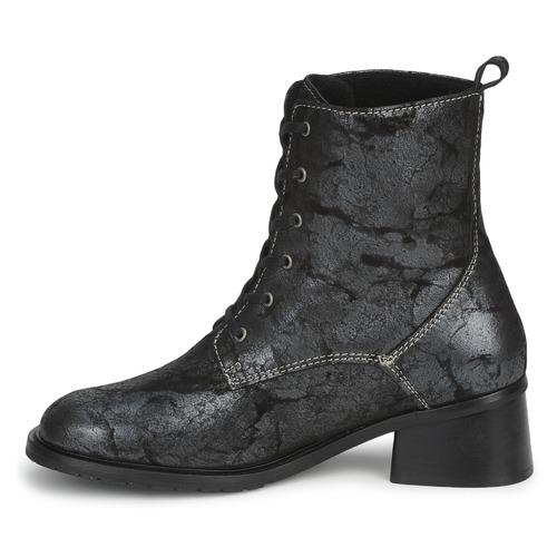 De Botas Zapatos Tiggers Roma Caña Baja Mujer Negro LqcR35j4AS