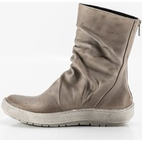 Zapatos Mujer Botas Chacal 5742-B Beige