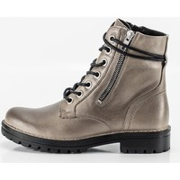 Zapatos Mujer Botas Chacal 5667 Beige